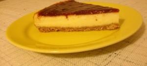 Mürdüm Erikli Cheese Kek