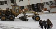 Ankara'da Kar Yağışının Ardından Buzlanma Tehlikesi