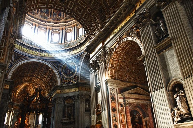 Aziz Petrus Bazilikası