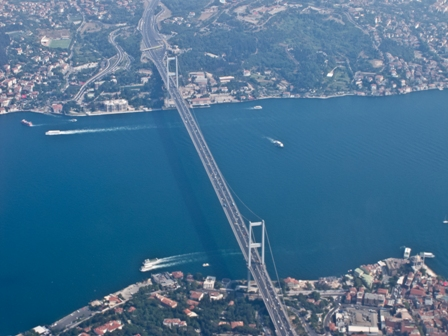 Boğaziçi Köprüsü- Vikipedi