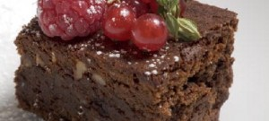 Frenk Üzümlü Brownie