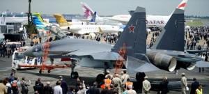Rusya Çin'e Son Teknoloji Savaş Uçaklarını Satıyor