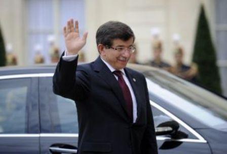 Yeni Başbakan: Ahmet Davutoğlu