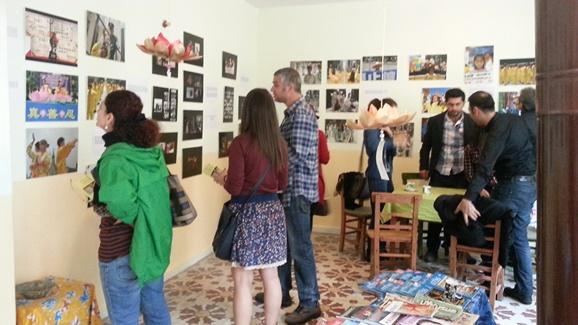Antakya'da Falun Dafa'nın Yolculuğunu anlatan Uluslararası fotoğraf sergisiFotoğraf: Epoch Times / Çiğdem Akdeniz