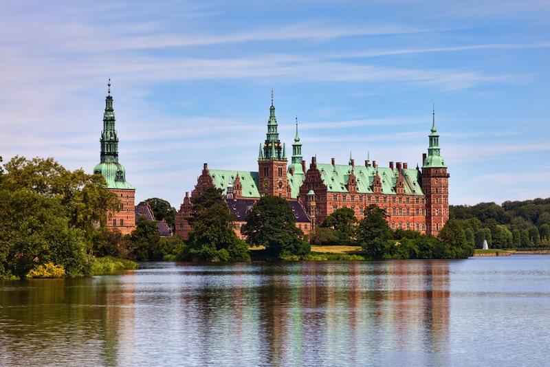 Frederiksborg Sarayı
