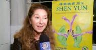 """""""Shen Yun Aydınlatıcı Ve Güzel Bir Enerji Yayıyor"""""""