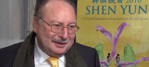 """""""Shen Yun Gösterisini İzleyen Herhangi Bir Kişi, Bir Daha Şiddete Başvurmaz"""""""