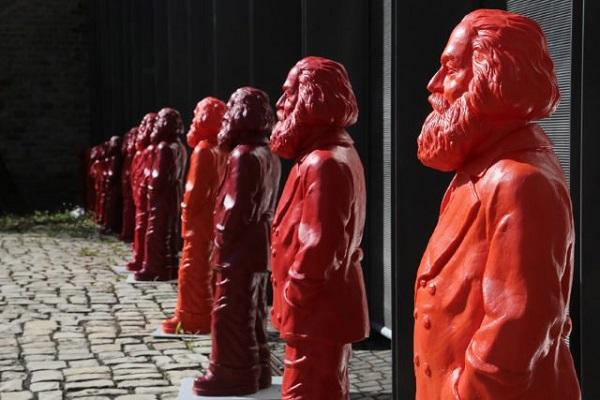 Almanya Trier, Karl Marx heykelleri (Foto: Hannelore Foerster / Getty Images)