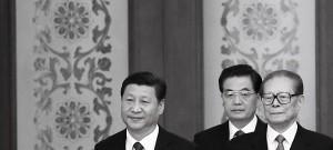 Eski Çin Lideri Jiang Zemin Kontrol Altına Alındı