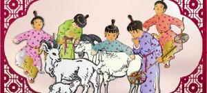 Çin Yeni Yılı 2015: Keçi Yılı