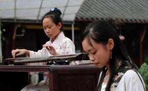 Antik Çin: Bilgelerin Müzik Enstrümanı Guqin