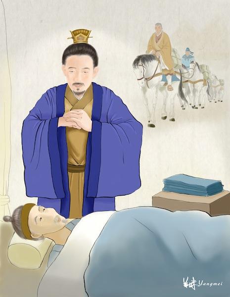 İmparator Ming, Doğu Han'ın altın çağının yaratıcısı Resimleyen: SM Yang/Epoch Times