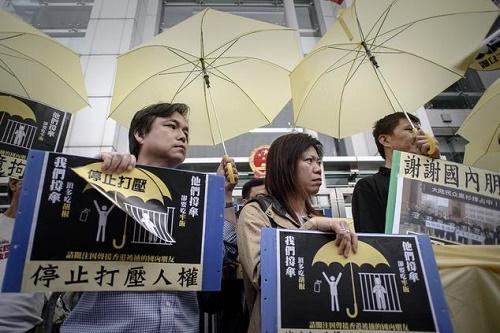 Hong Kong Şemsiye Devrimi (Philippe Lopez, Getty Images)