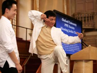 Jackie Chan'ın Oğlu Çin'de Tutuklandı