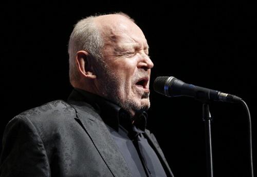 Ünlü müzisyen Joe Cocker 70 yaşında hayatını yitirdi (VALERY HACHE/AFP/Getty Images)
