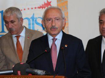 Kılıçdaroğlu, İl Başkanları Toplantısında Hükümeti Eleştirdi