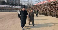 Kuzey Kore Lideri Kayıp; Uçağı Pekin'de Görüldü