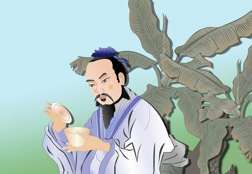 Çayın bilgesi Lu Yu (Resim: Catherine Chang, The Epoch Times)