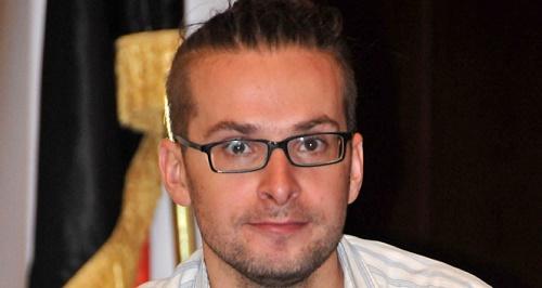 ABD'li gazeteci Somers El Kaide tarafından öldürüldü (İHA)