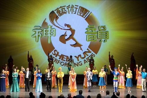 Shen Yun, Kanada, 3 Ocak 2014 (Evan Ning/Epoch Times)