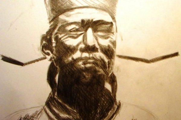 Song Hanedanlığı döneminde yaşamış Çin bilim adamı Shen Kuo (1031-1095 MS). (Wikimedia Commons)