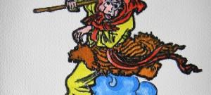 Maymun Kral Sun Wukong