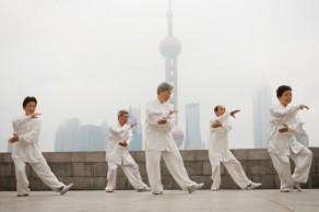 Dövüş Sanatı Tai-Chi Chuan