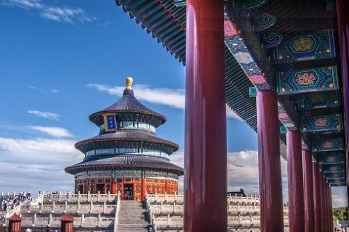 Tiantan/ Cennet Tapınağı (Fotoğraf: Wenjie Li, Getty Images)