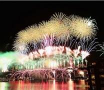 Bu gösteri için Sdney Limanına milyonlar akın etti