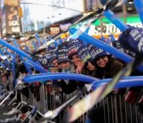 New York 2012 Yılbaşı Kutlamaları