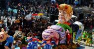 Yunanistan Yaptığı Karnavalla Ekonomik Krize Meydan Okudu
