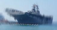 ABD Savaş Gemileri Güney Çin Denizinde Devriye Geziyor
