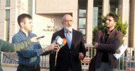 Ünlü Gazeteci Ahmet Altan Tutuklandı