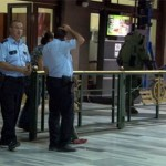 Ankara Garı'nda Unutulan Çanta Polisi Harekete Geçirdi