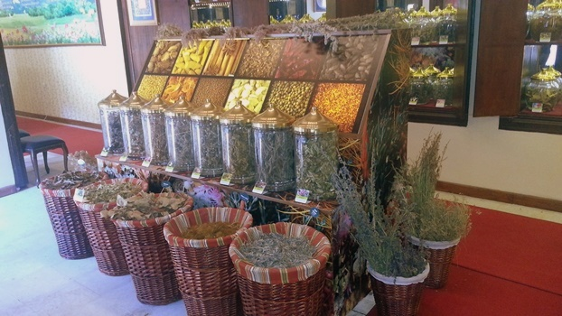 antakya aromatik bitki müze 6