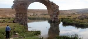 Tarihi Septimus Severus Köprüsü İlgi Bekliyor