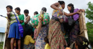 Myanmar Hükümeti Yardım Kuruluşlarını Arakan'a Sokmuyor