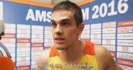 İspanyol Atlet Canlı Yayında Hayatının Şokunu Yaşadı