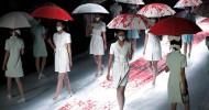 Pekin Moda Haftasında İlginç Tema: Hava Kirliliği