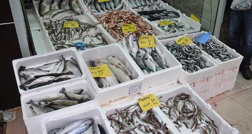 Batı Karadeniz bölgesinde balık fiyatlarındaki artış dikkat çekiyor (İHA)