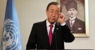 Ban Ki-Moon Ebola Salgınının Etkili Olduğu Ülkelere Gidecek