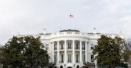 Beyaz Saray Kapatıldı