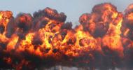 Suriye'de Patlama. 4 Ölü, Çok Sayıda Yaralılar Var
