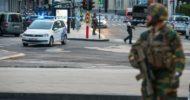 Brüksel'de Canlı Bomba Yelekli Şüpheli Etkisiz Hale Getirildi