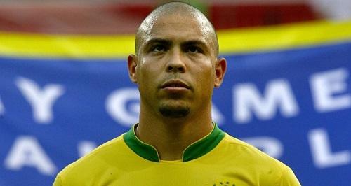 Brezilyalı eski futbolcu Ronaldo (Fotoğraf: İHA)