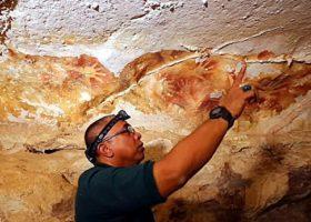 Arkeoloji Dünyasını Sarsan Buluş: İnsanlar 40.000 Yıl Önce Sanat Eserleri Yaratıyordu