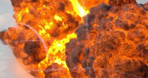 Çin'de gıda paketleme tesisindeki şiddetli patlama sonucu en az 18 kişinin öldüğü bildirildi (İHA)