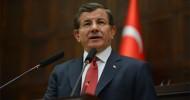 Davutoğlu'dan Önemli Toplantı