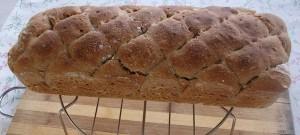 Ev Ekmeği  (ekşi mayalı ekmek)