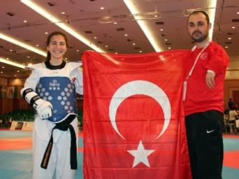 3. Avrupa Para-Taekwondo Şampiyonası'nda Türkiye 11 Madalya  Kazandı
